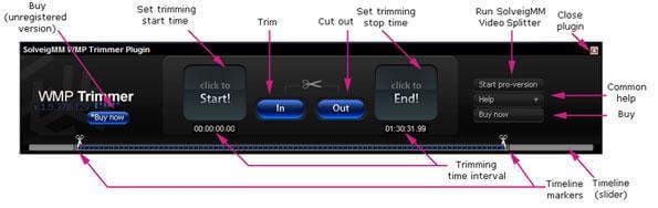 edit videos in windows media player
