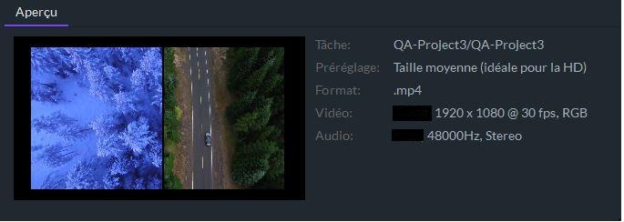 how to export video on filmora pro