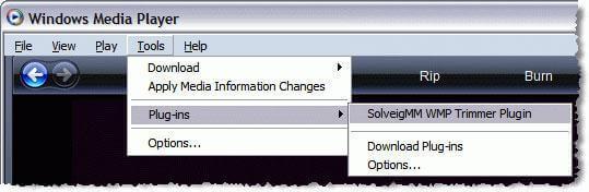 edit videos on windows media player