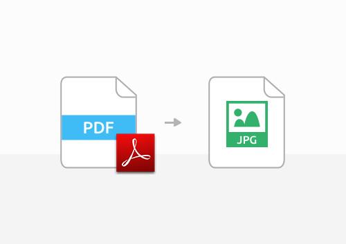 comment convertir un pdf en jpg avec acrobat