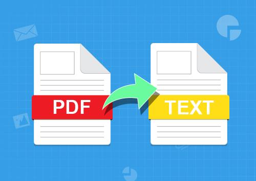 comment convertir un pdf scann u00e9 en format texte