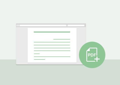Comment convertir depuis XML vers PDF