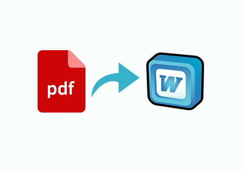 comment importer un document pdf dans word 2016