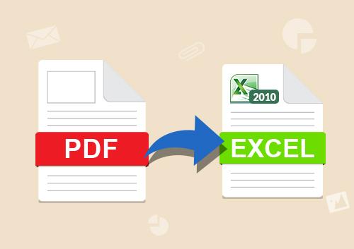 3  u00e9tapes pour convertir un pdf au format excel