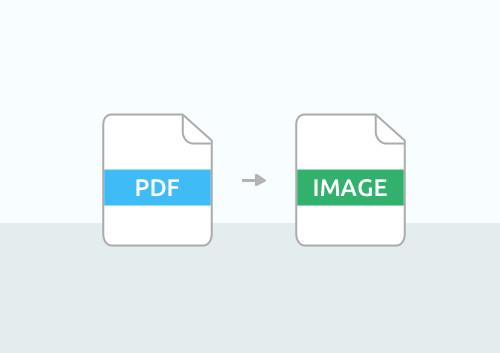 Comment sauvegarder un PDF avec plusieurs pages en une seule image