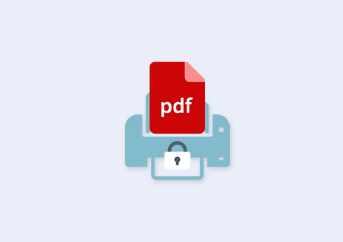 comment prot u00e9ger un pdf contre le copier coller