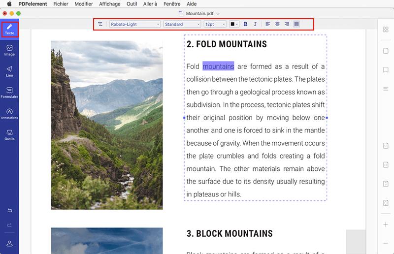 comment rendre pdf éditable avec indesign