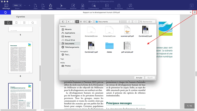 convertisseur pages en pdf mac