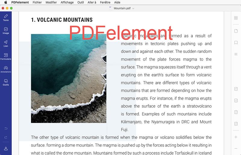 ajout de filigrane sur pdf sur mac