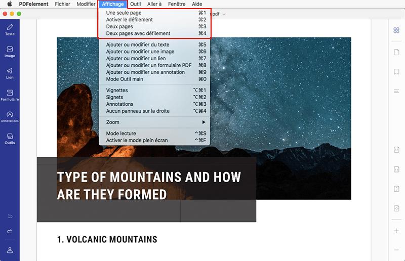 visualiser pdf on mac