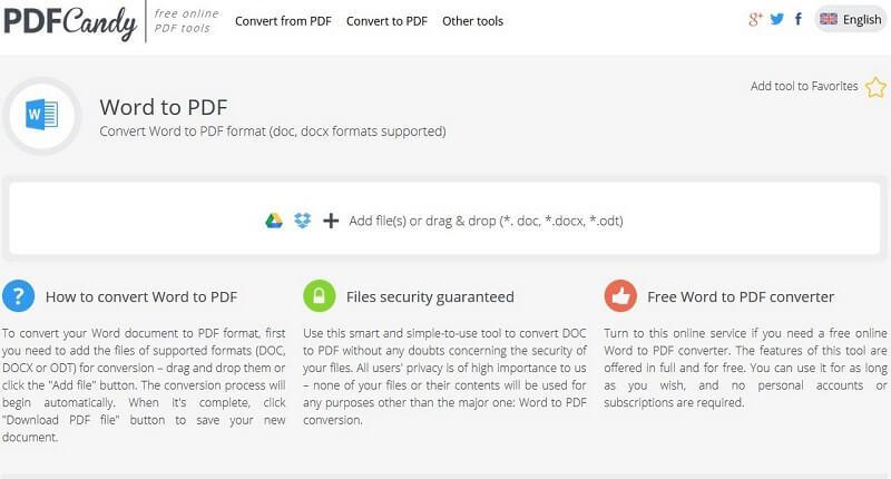 comment modifier un pdf en ligne