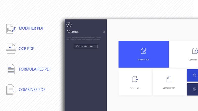 modifier pdf gratuitement
