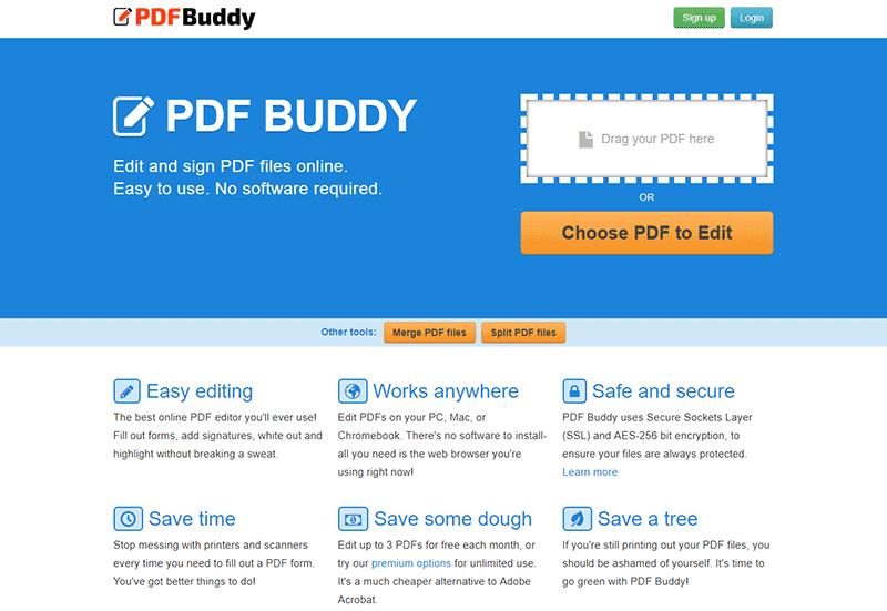 modifier un fichier pdf