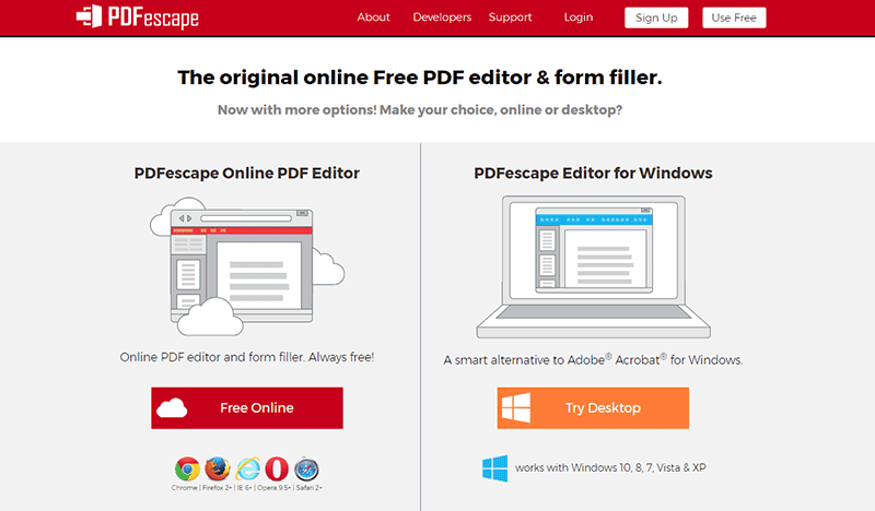 outil en ligne pour modifier pdf