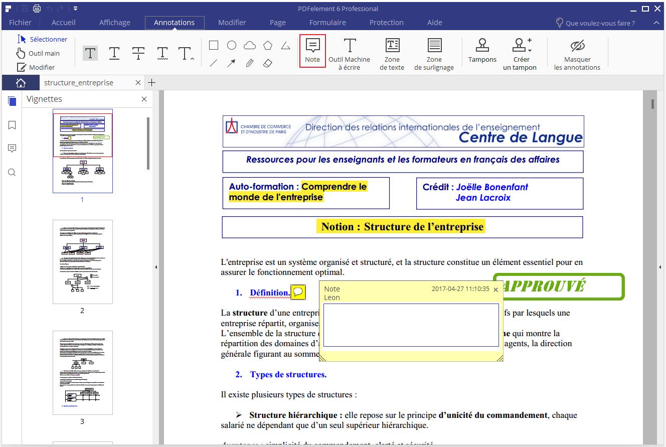 éditer pdf libreoffice