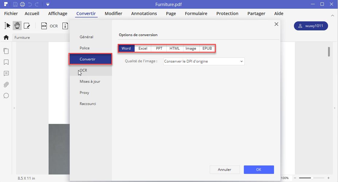 comment importer des pdf dans indesign