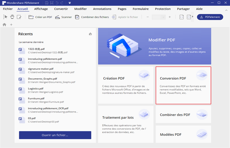convertisseur pdf à doc open source