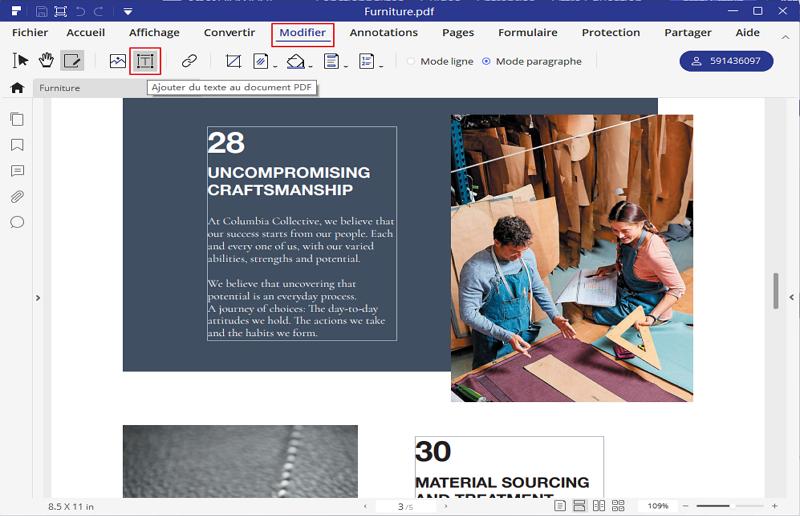 adobe acrobat pro éditer pdf