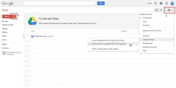 google drive pdf ocr mac