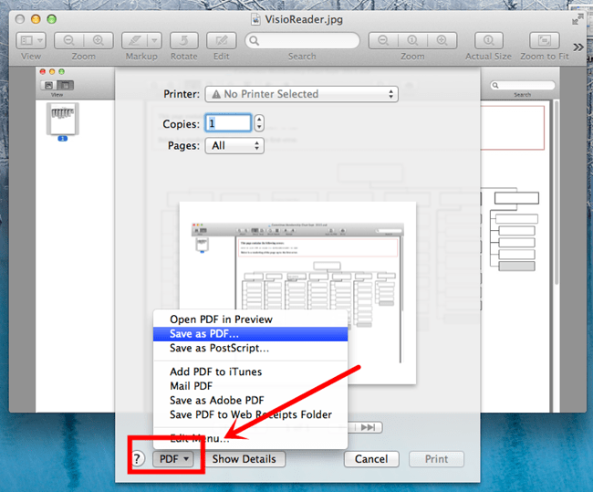 Comment Convertir Une Image Jpg En Pdf Sur Mac Mojave Inclus