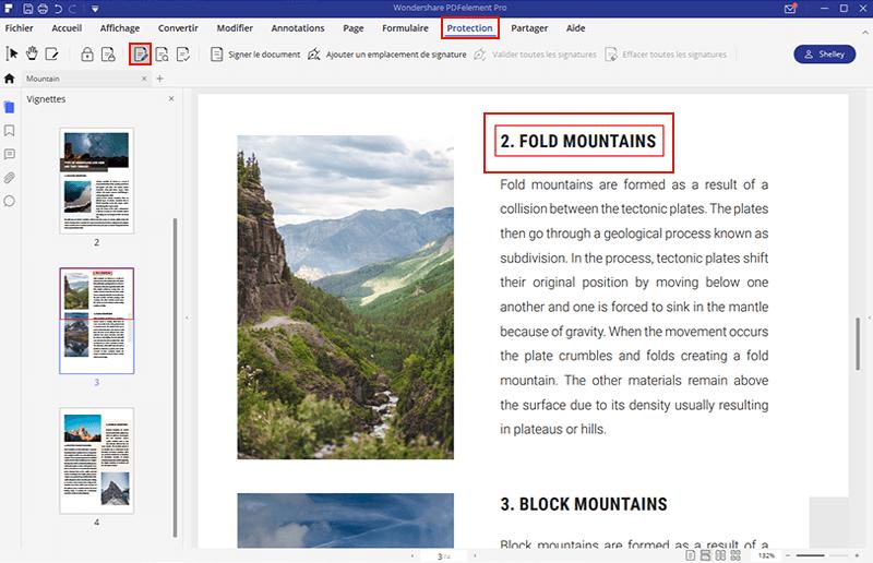 comment biffer un pdf