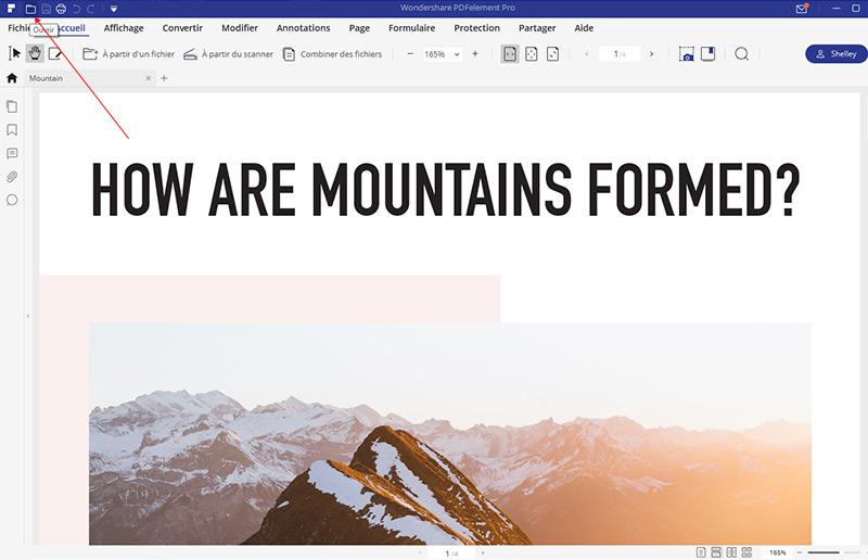 ouvrir pdf gratuit