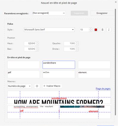 en-tête fichier pdf