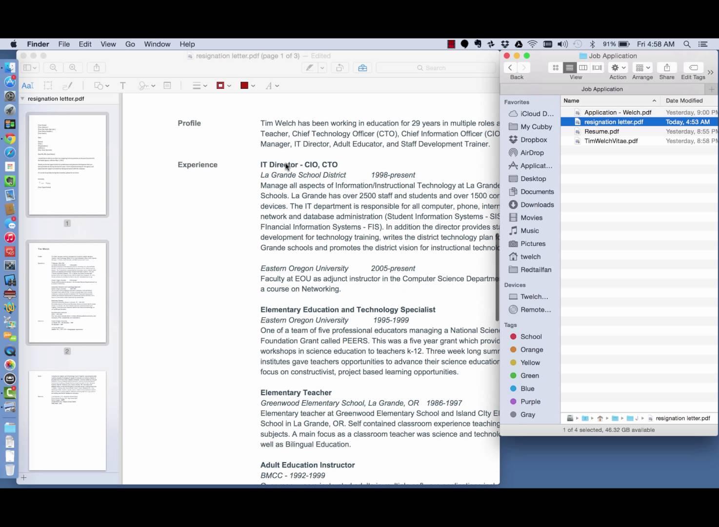 logiciel pour éditer pdf mac