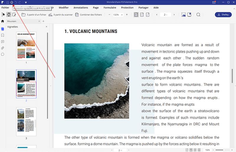 comment imprimer des pdf avec des commentaires