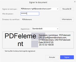 comment ajouter une signature numérique aux pdf