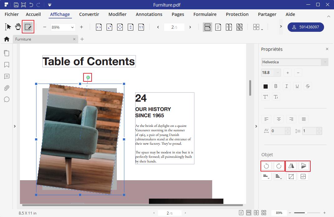 microsoft word edit pdf