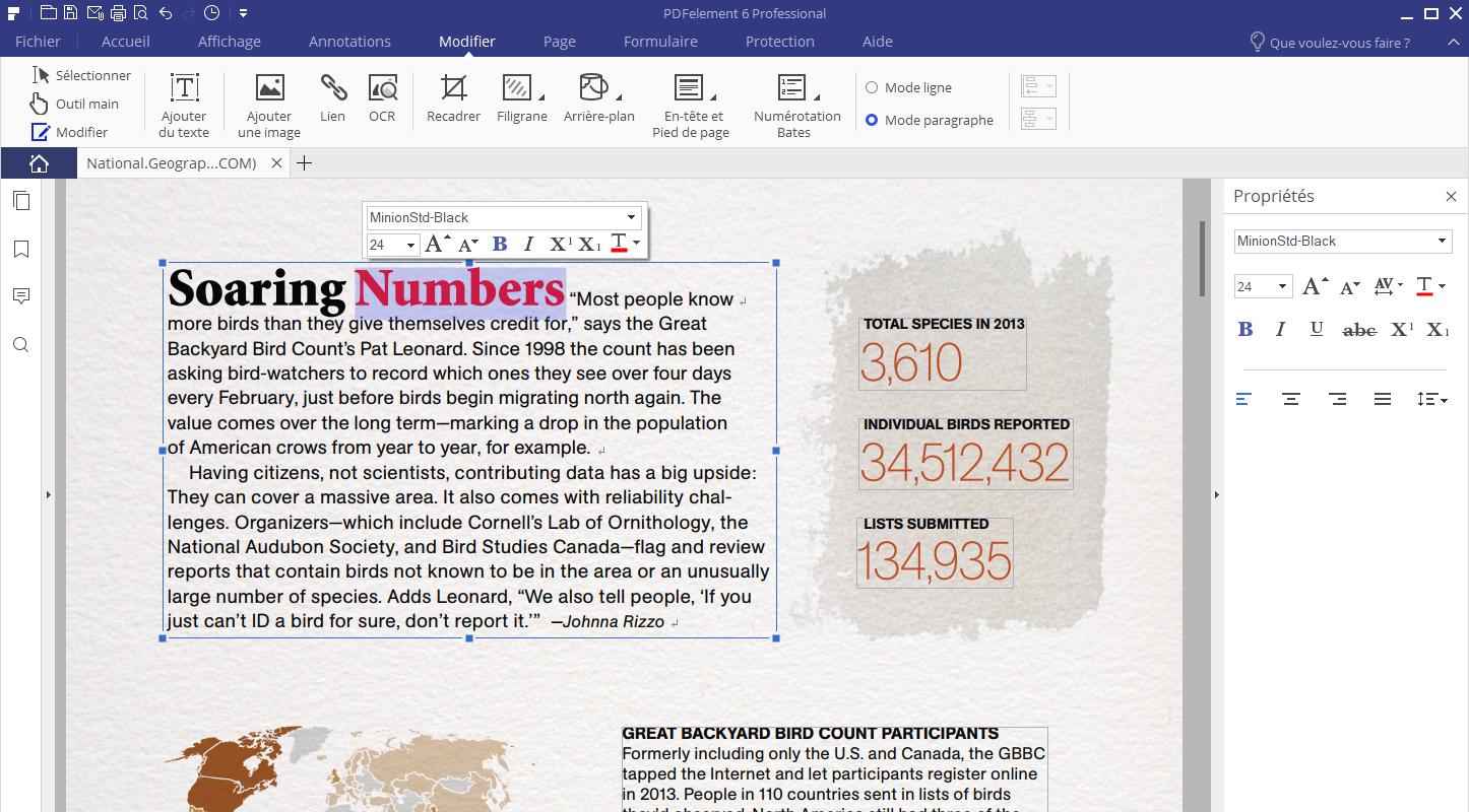 logiciel ocr pdf