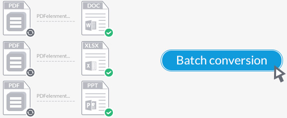 convert pdf in batches