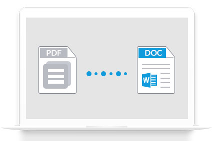 Le convertisseur de PDF vers Word pour Window
