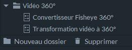 FilmoraPro 360 video