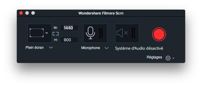 Enregistrer l'écran de son Mac-2