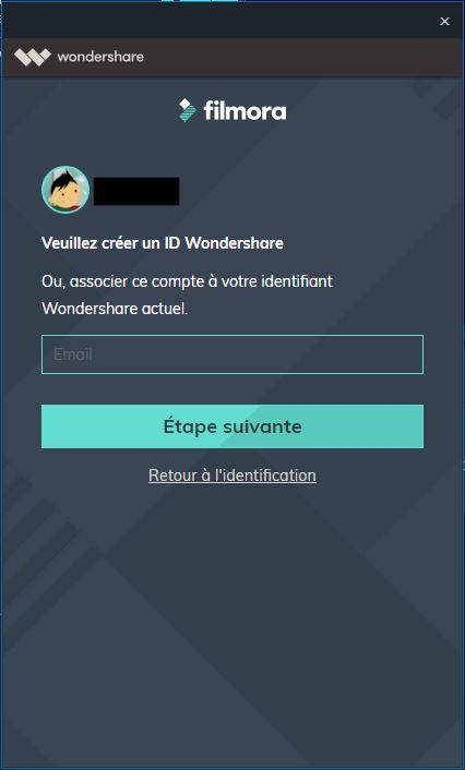 Se connecter à WSID via Twitter