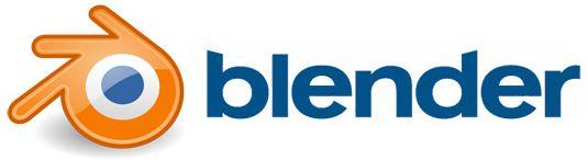 Logo du logiciel Blender