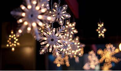 Comment photographier les lumières de Noël