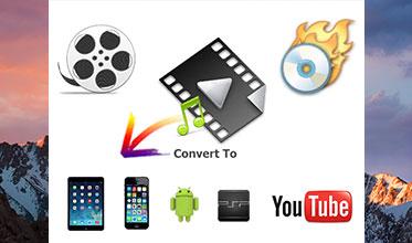 Top 5 des Meilleurs Convertisseurs Vidéo pour macOS Sierra