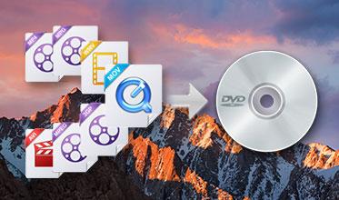Comment Graver des Vidéos sur DVD sous macOS Sierra