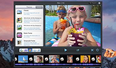 Comment créer une diaporama vidéo sur Mac OS Sierra