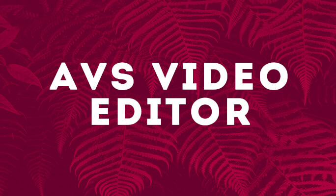 Avs video editor Tuto et la version Mac