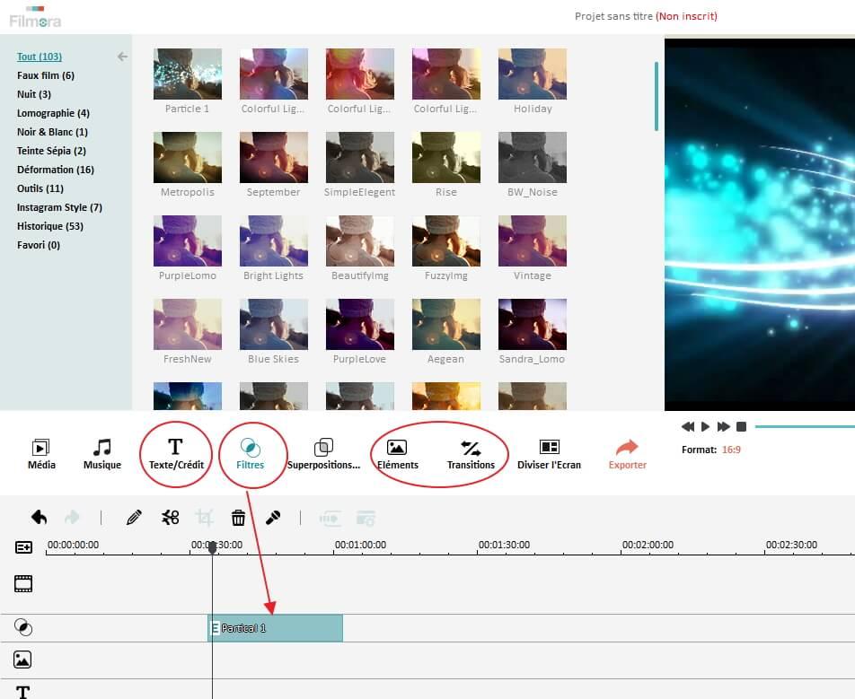 créer et éditer des vidéos