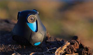 Revue complète de la Giroptic 360cam