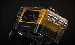 Revue Complète pour la Kodak SP360 4k