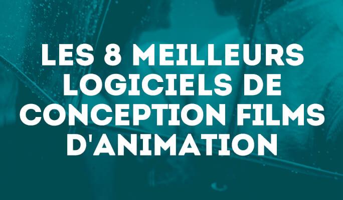 Les 5 Meilleurs Logiciels pour créer des Films d'Animation en 2020