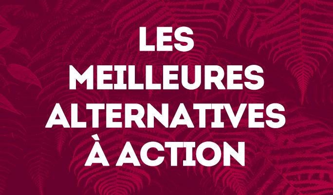 Les meilleures alternatives à Action!