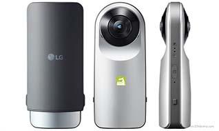 Revue Complète de la Caméra LG 360