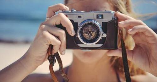 caméra de voyage